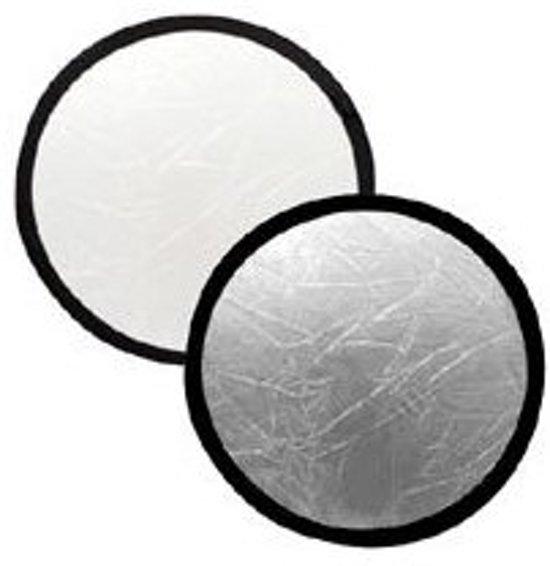Lastolite 3031 reflector 75cm zilver/wit