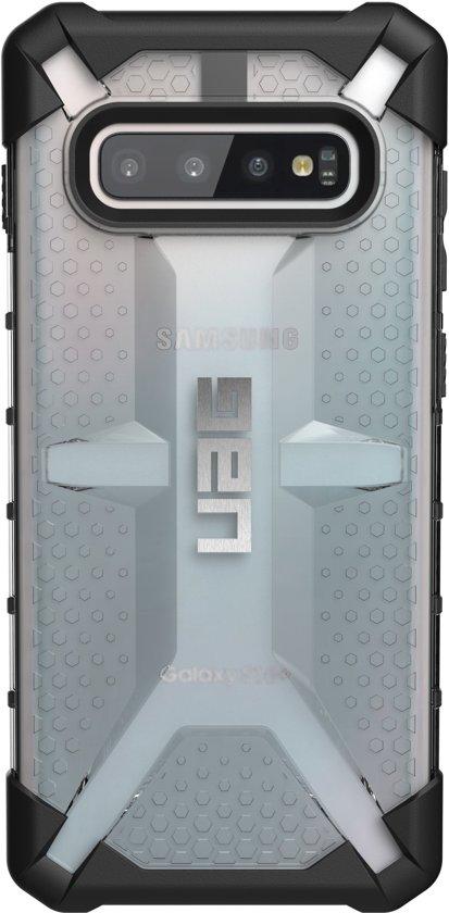 UAG Plasma Backcover hoesje voor Samsung Galaxy S10 Plus - Transparant