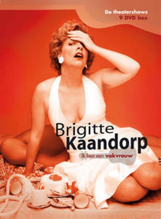 Brigitte Kaandorp - Ik Ben Een Vakvrouw (9DVD)