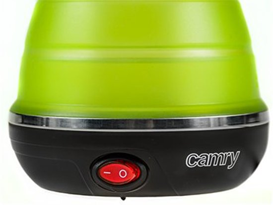Camry CR 1265 - Waterkoker - vouwbaar - groen - 0.5 L