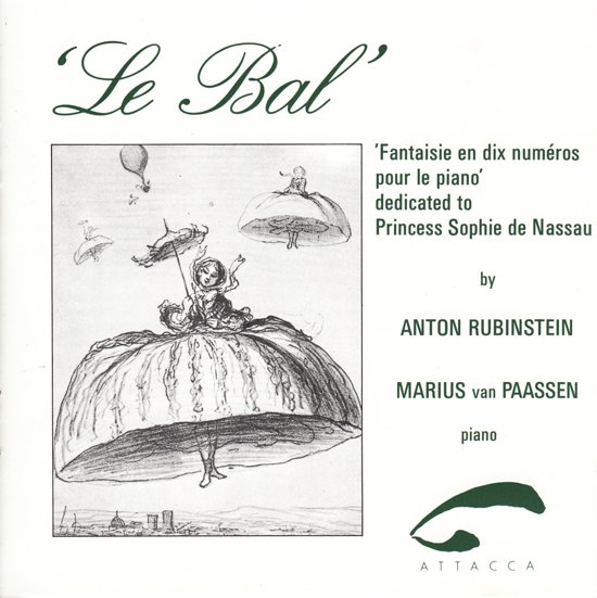 Le Bal, Opus 14