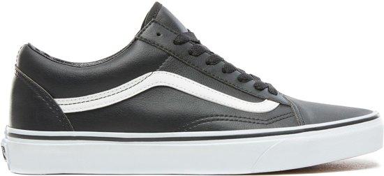 404423c22eb bol.com | Vans Old Skool Sneakers - Unisex - Zwart/Wit - Maat 42