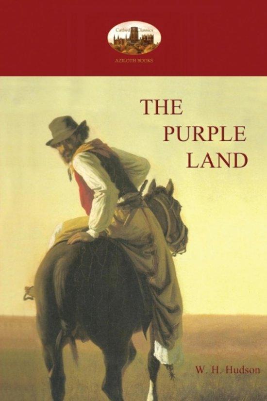 Bol The Purple Land William Henry Hudson 9781909735941 Boeken