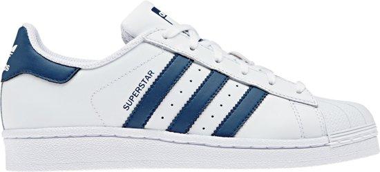 Adidas Meisjes Sneakers Superstar J Wit Maat 37⅓