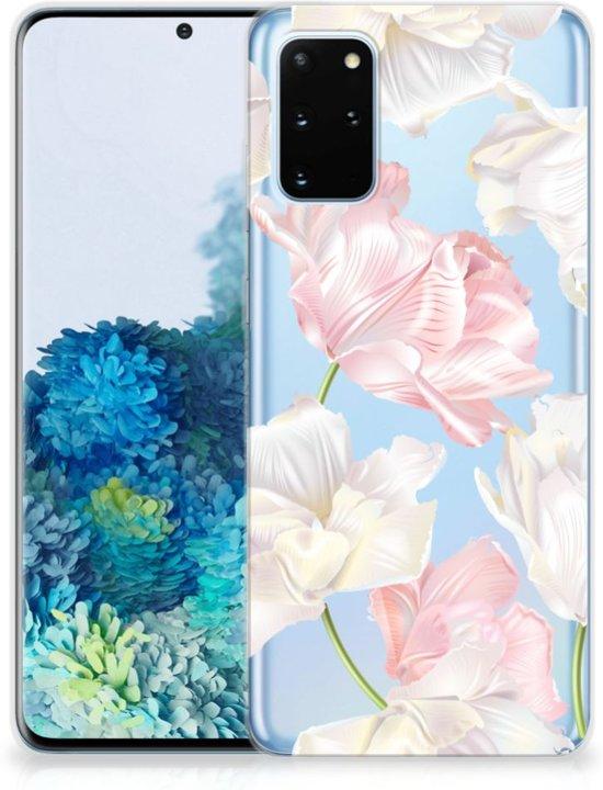 Samsung Galaxy S20 Plus TPU Case Lovely Flowers