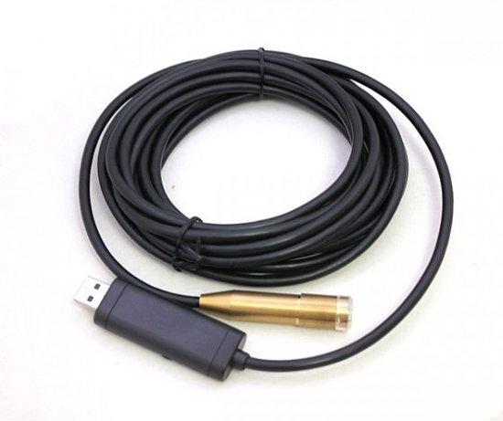 Wonderlijk bol.com | USB Endoscoop USB inspectiecamera -15 meter - Waterdicht XV-32