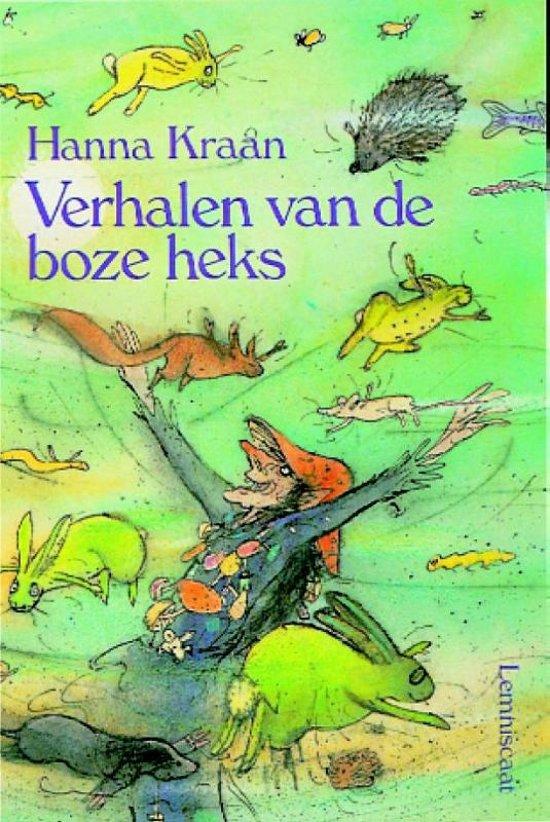 Verhalen van de boze heks (hardcover)