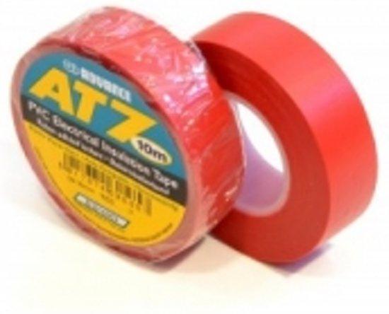 Advance AT7 PVC - Isolatietape - 19mm x 10m - Rood