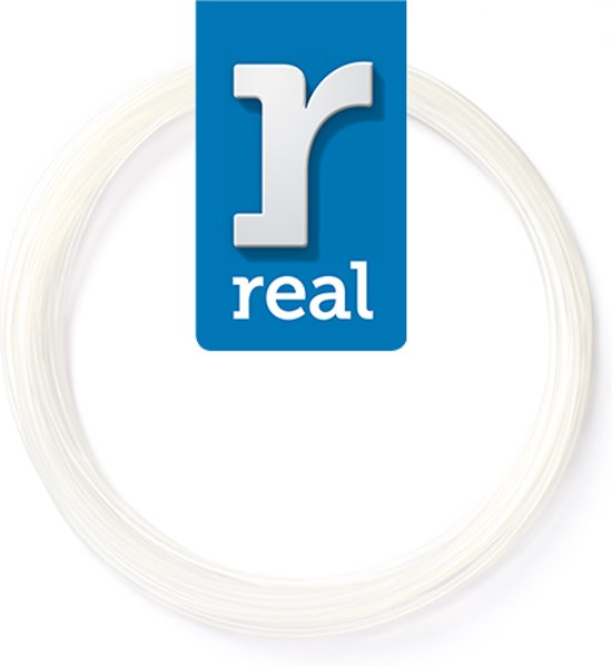 High-quality ABS 3D-pen Filament van Real Filament kleur wit