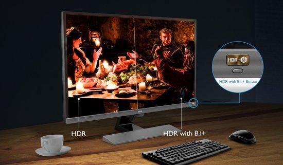 BenQ EL2870UE - 4K HDR Gaming Monitor