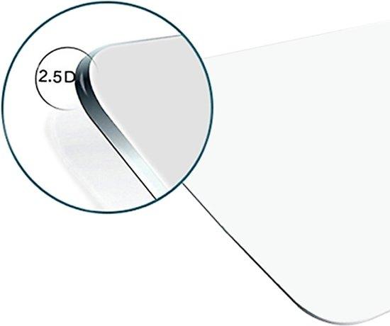 Let op type!! 2 Stuks Nokia 6 Gehard glazen schermprotector 0.26mm 9H hardheid