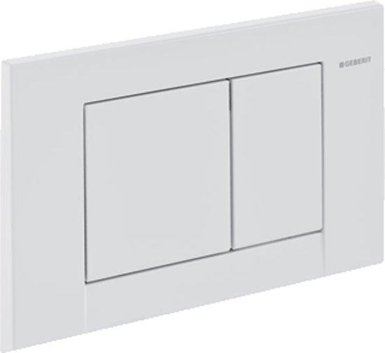 geberit bolero bedieningsplaat glans chroom. Black Bedroom Furniture Sets. Home Design Ideas