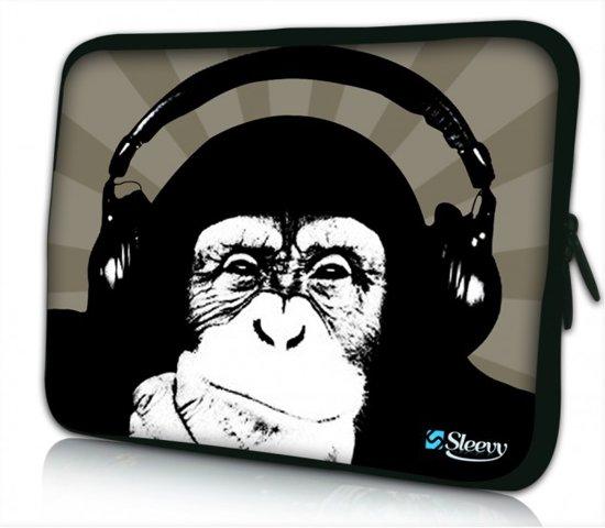 iPad hoes chimpansee - Sleevy