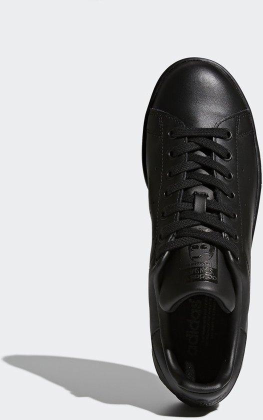 Unisex 13 Adidas Smith 37 Sneakers Stan Maat Zwart Pw8n0OXk
