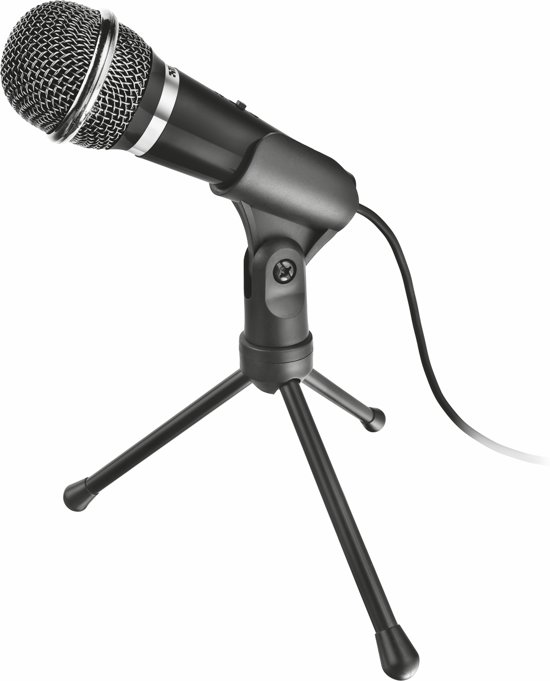 Trust Starzz - Microfoon voor PC en Laptop