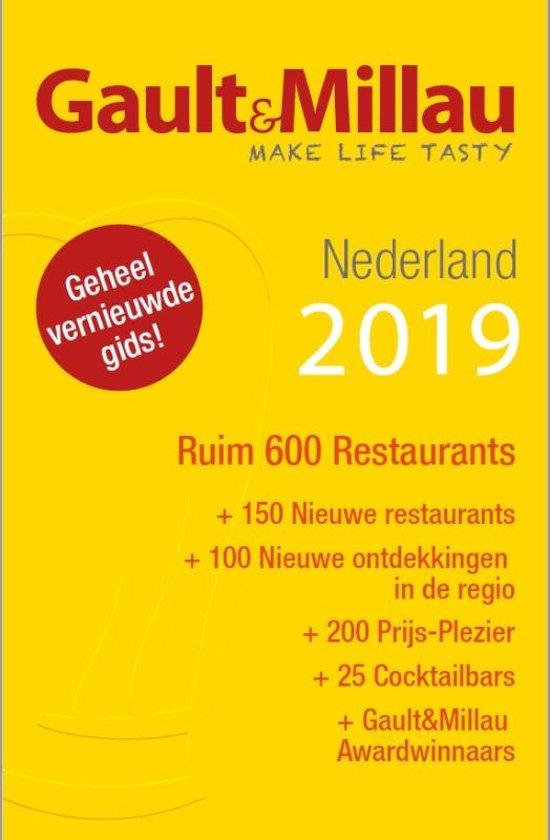 Risultati immagini per guida gault Millau nederland 2019