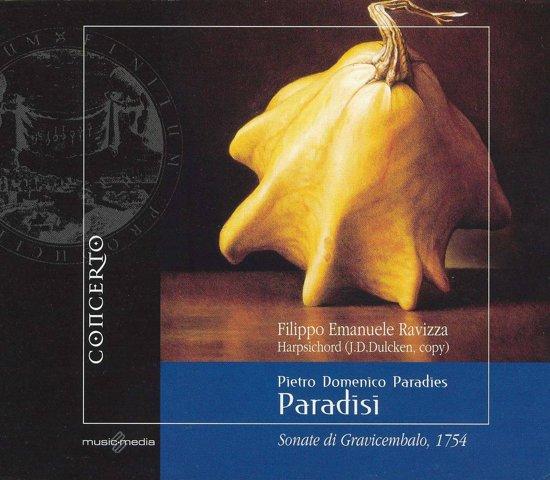 Paradisi: Sonatas For Harpsichord,