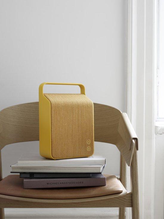 Vifa Oslo - Bluetooth Speaker - Geel