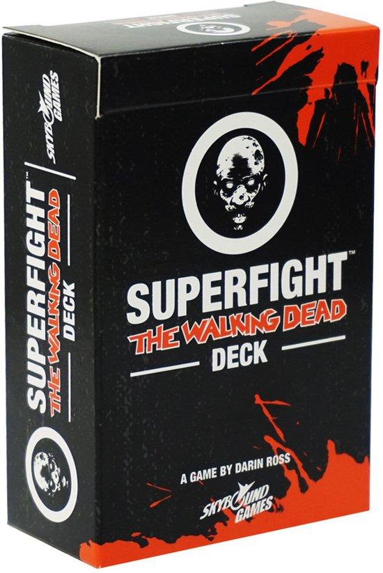 Afbeelding van het spel Superfight: The Walking Dead Deck