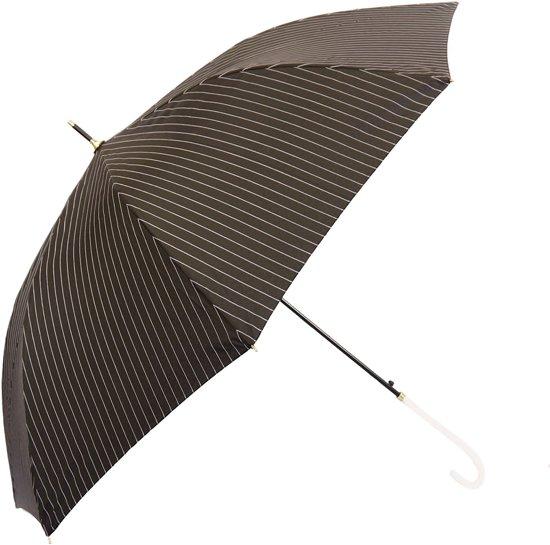 Paraplu 97*24 cm Blauw   MLUM0010BL   Clayre & Eef