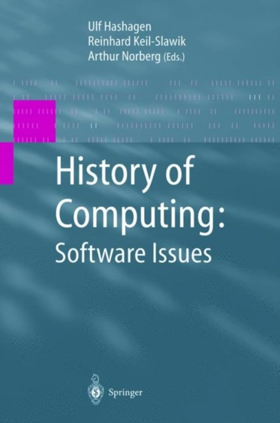 essay history of computers Read this history other essay and over 88,000 other research documents history of computers world war ii was a scientific war: its outcome was determined largely by.