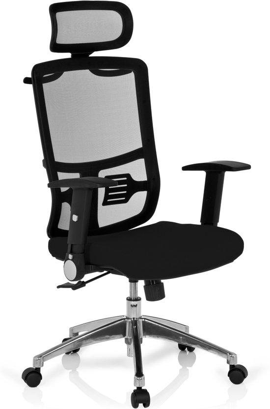 Bureaustoel Stof Zwart.Bol Com Hjh Office Cayen Bureaustoel Stof Zwart