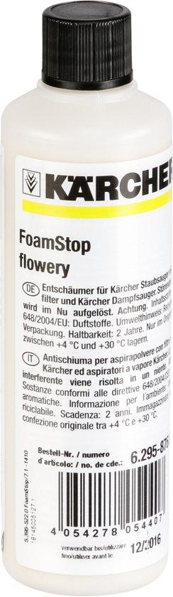 Kärcher Reinigingsmiddel - Bloemengeur - 125ml