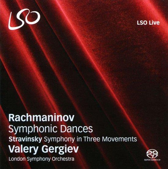 Symphonic Dances/Symphony In 3 Move