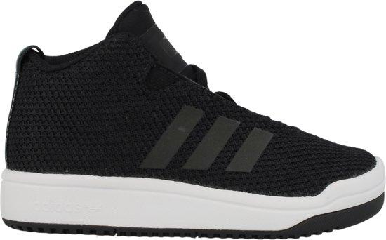 dc6f4720c8c adidas Originals Veritas Mid Kids - Sneakers - Kinderen - Maat 30 -  Zwart;Wit