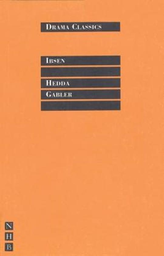the character of hedda gabler in the work of henrik ibsen