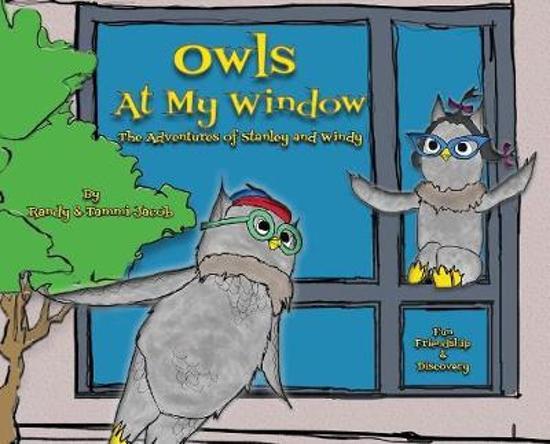 Bol Owls At My Window Randy Jacob 9780692044322 Boeken