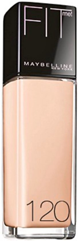 Maybelline Fit Me Liquid -120 Classic Ivory - Foundation