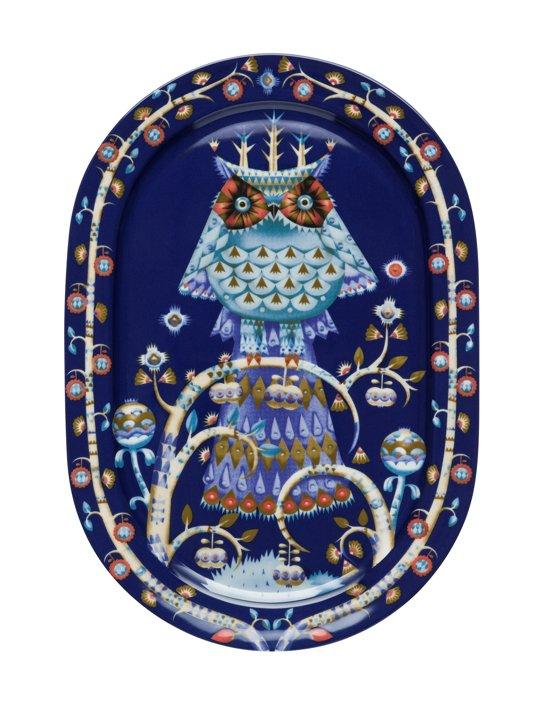 Iittala Taika Ovaal Serveerbord 41 x 28 cm