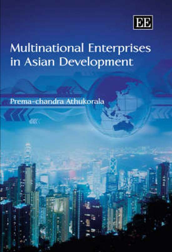 the role of multinational enterprises in