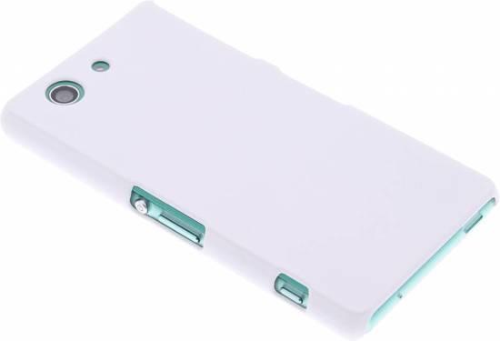 Rose Couverture De Cas Simple Dur Pour Sony Xperia Z3 Compact diglKxL