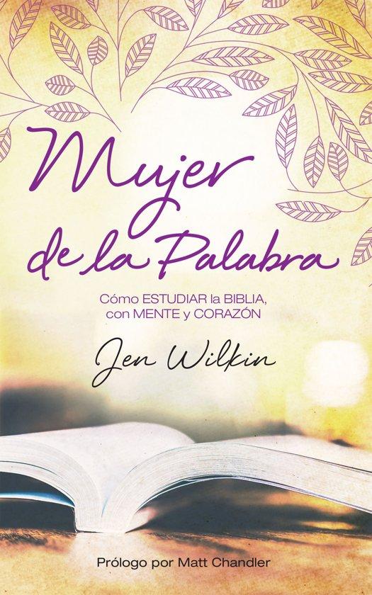Boek cover Mujer de la Palabra van Jen Wilkin (Onbekend)