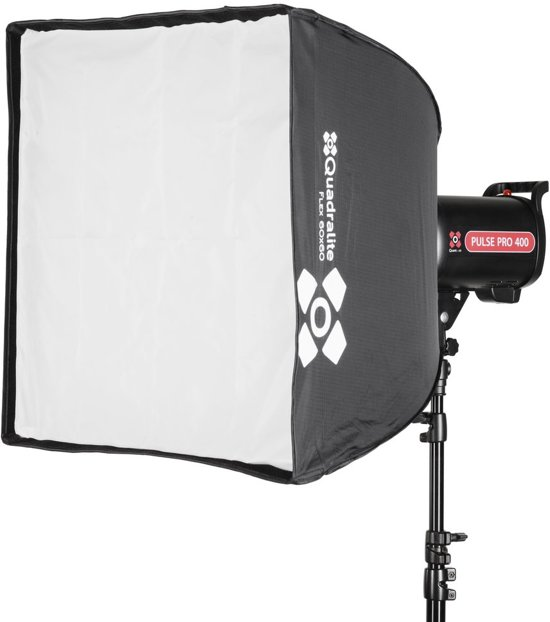 60cm x 60cm FLEX Softbox - Type FLEX Softbox 60-60