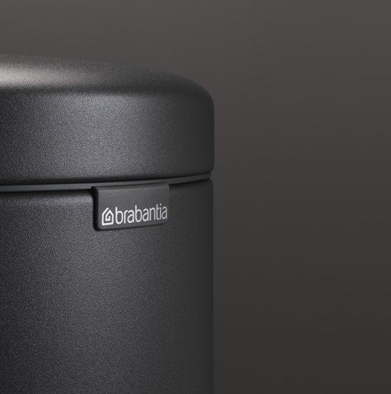 Brabantia NewIcon Pedaalemmer 20 Liter Infinite Grey