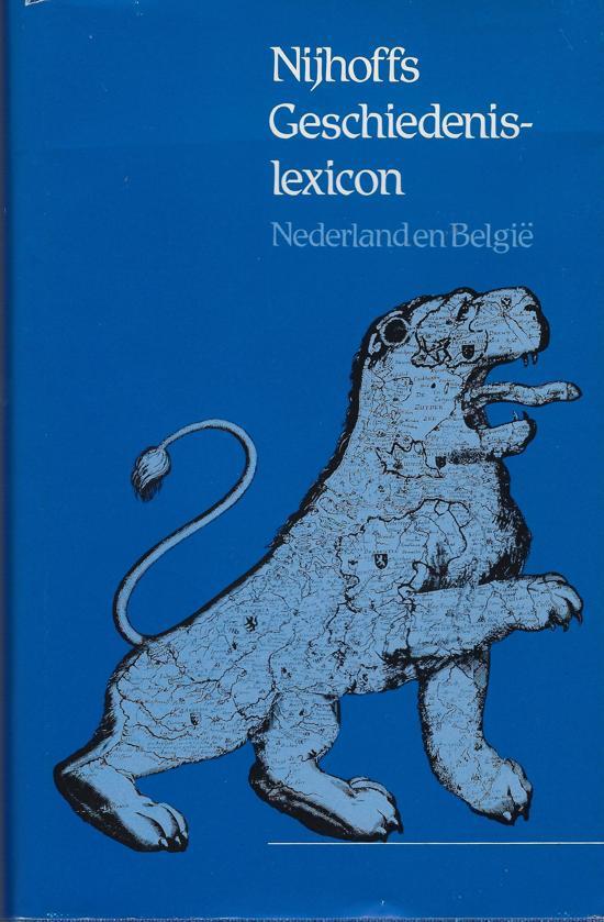 Bolcom Nyhoffs Geschlexicon Ned En Belgie 9789024790784 Boeken
