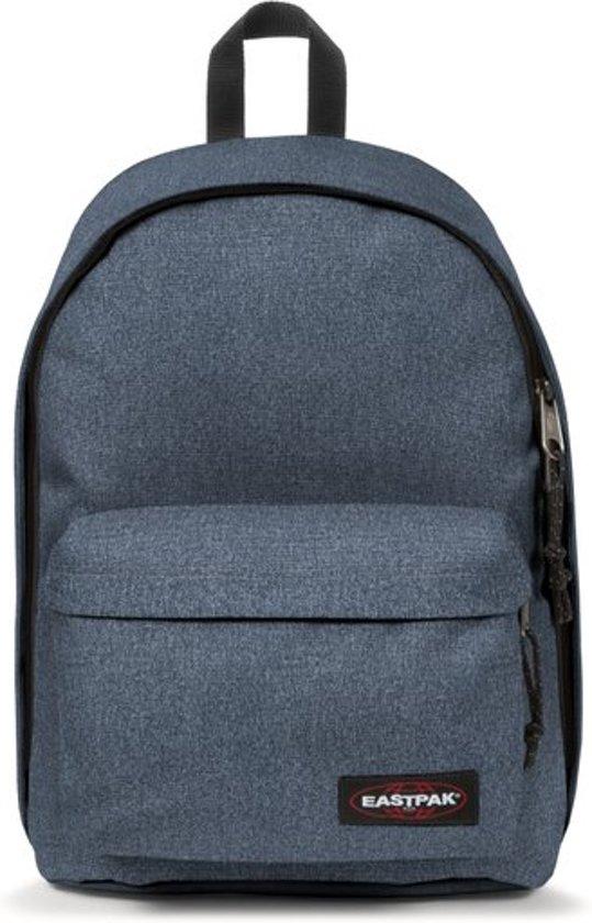 3ac782578ce bol.com | Eastpak Out Of Office Rugzak - 14 inch laptopvak - Double Denim