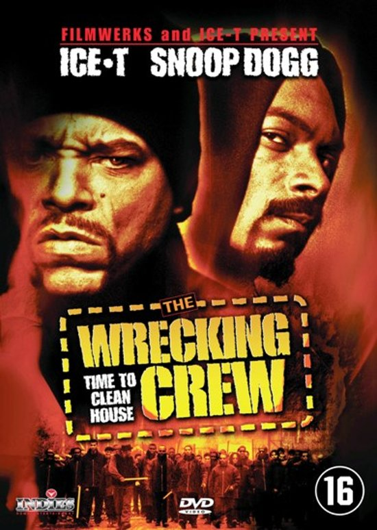 Cover van de film 'Wrecking Crew - Time To..'