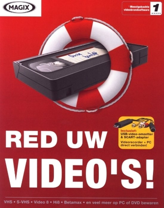 Magix, Red Uw Video's