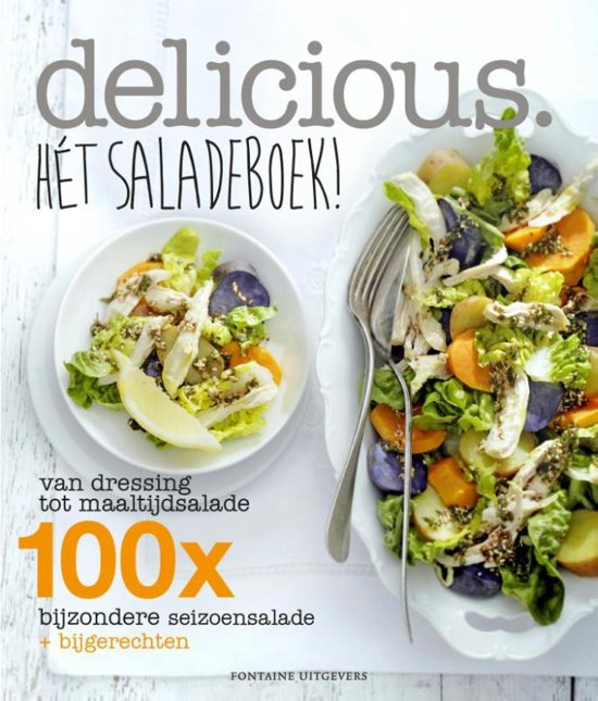 Hét saladeboek!