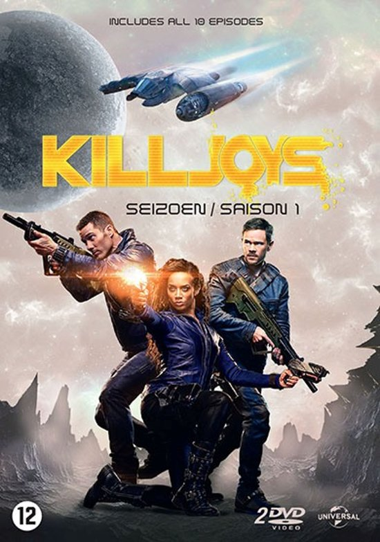 Killjoys - Seizoen 1