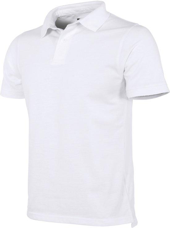 hummel Basic Sportpolo Heren - White