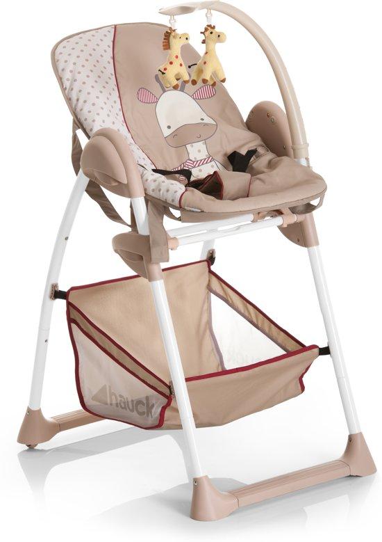 Kinderstoel Baby 0 Maanden.Bol Com Hauck Sit N Relax Kinderstoel Giraffe