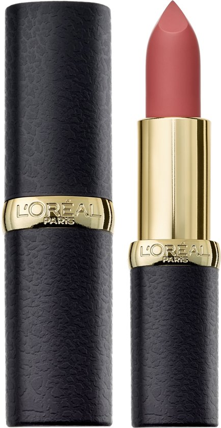 L'Oréal Paris Make-Up Designer Color Riche Matte 640 Erotique Matte Lipstick – L'Oréal Color Riche Roze Lippenstift - 4,54 gr.