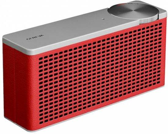 GENEVA Touring/xS Bluetooth speaker - rood