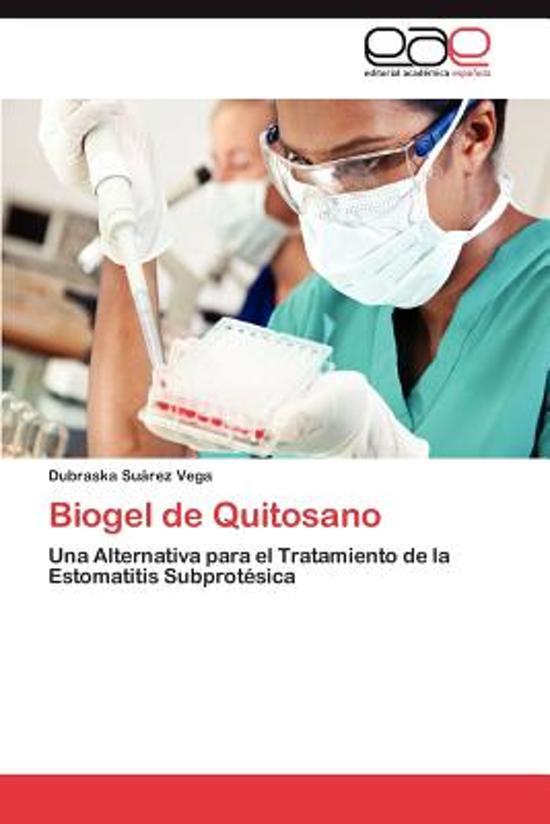 Biogel de Quitosano
