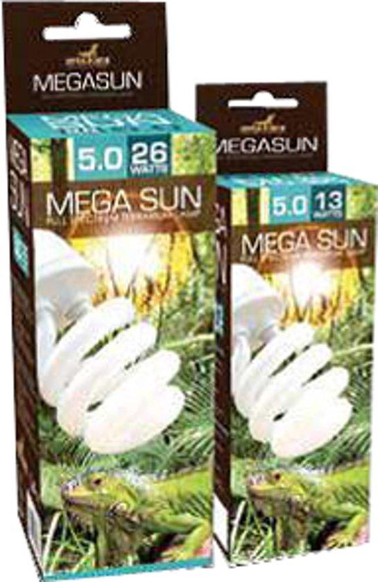 Mega Sun 5.0 13W